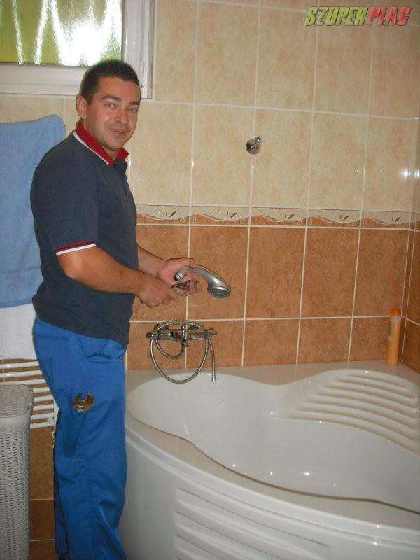 Vízvezeték és fűtésszerelés fotó