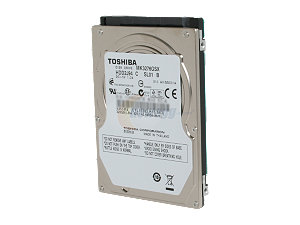 Toshiba 320 gb 5400rpm 8mb sata notebook hdd