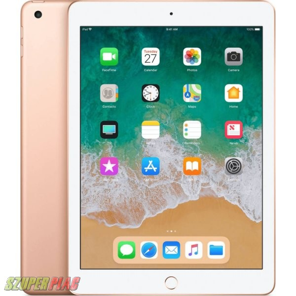 Apple ipad 2018 32gb arany