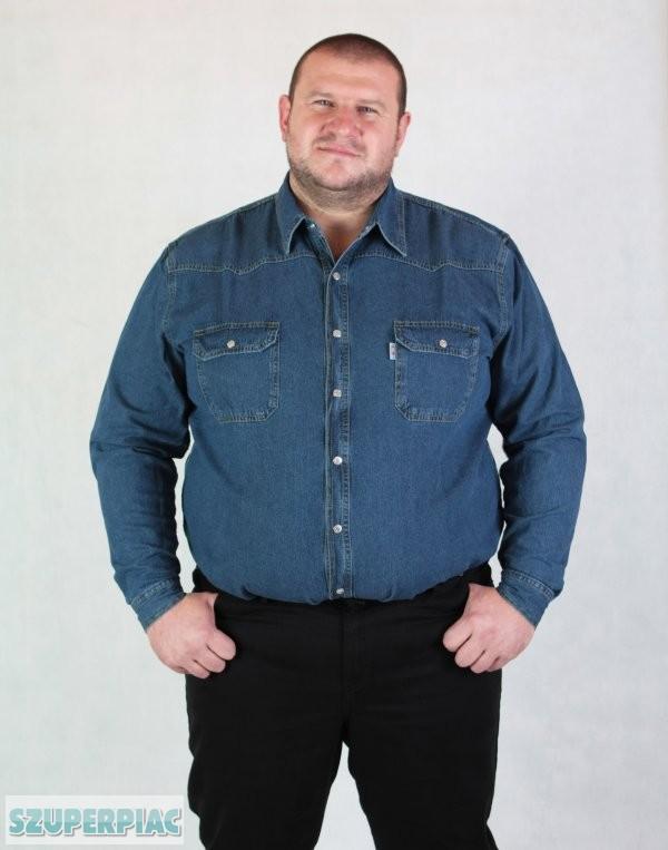 Férfi nagyméretű ruházat Esztergom