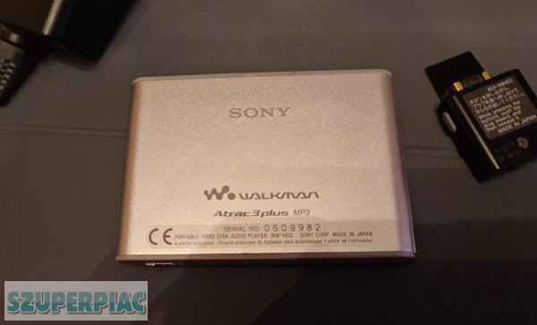 SONY Network Walkman NW-HD3 eladó