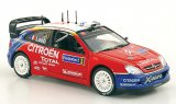 citroen xsara wrc,  no3,  sloeb model autó 1_18